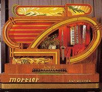 "80 key Mortier orchestrion ""Lisette"""