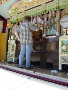 Russell Wattam tuning Dunford family Gavioli