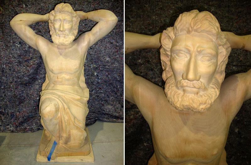 Brand New Figure Carvings - acpilmer.co.uk