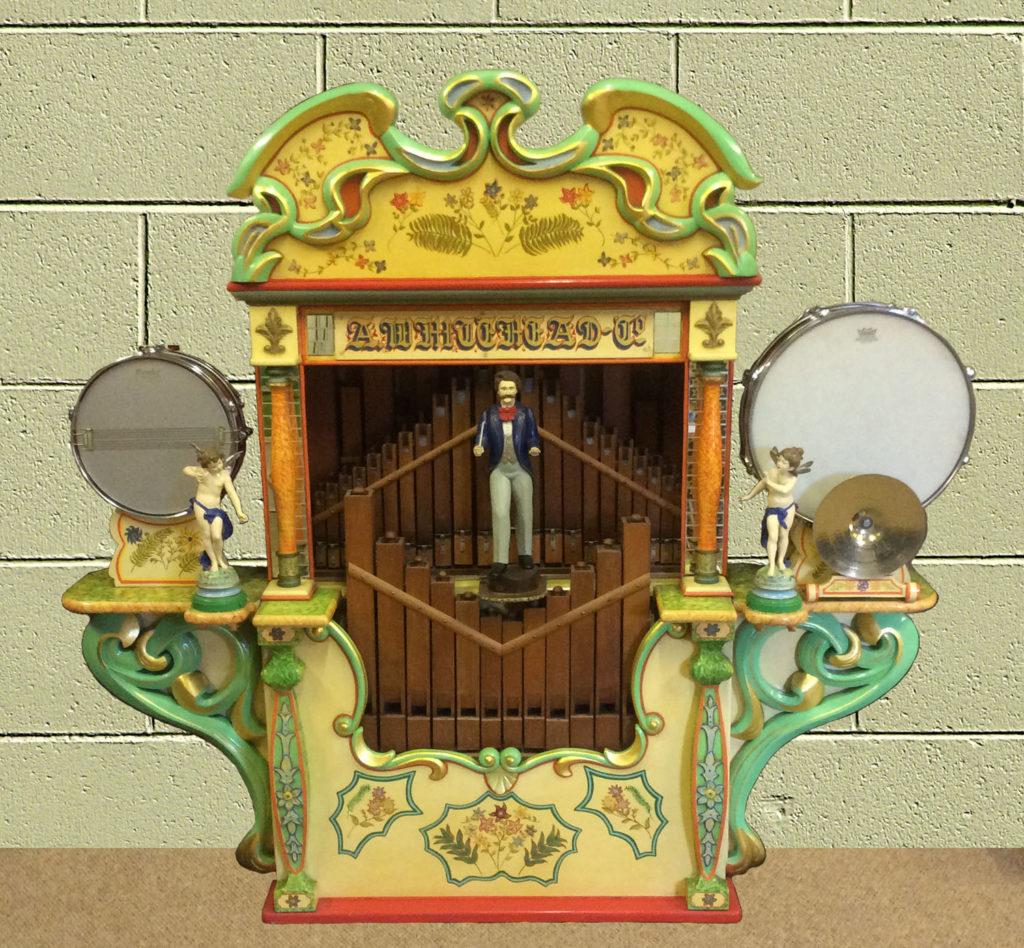 46 key organ by A Whitehead - AC Pilmer