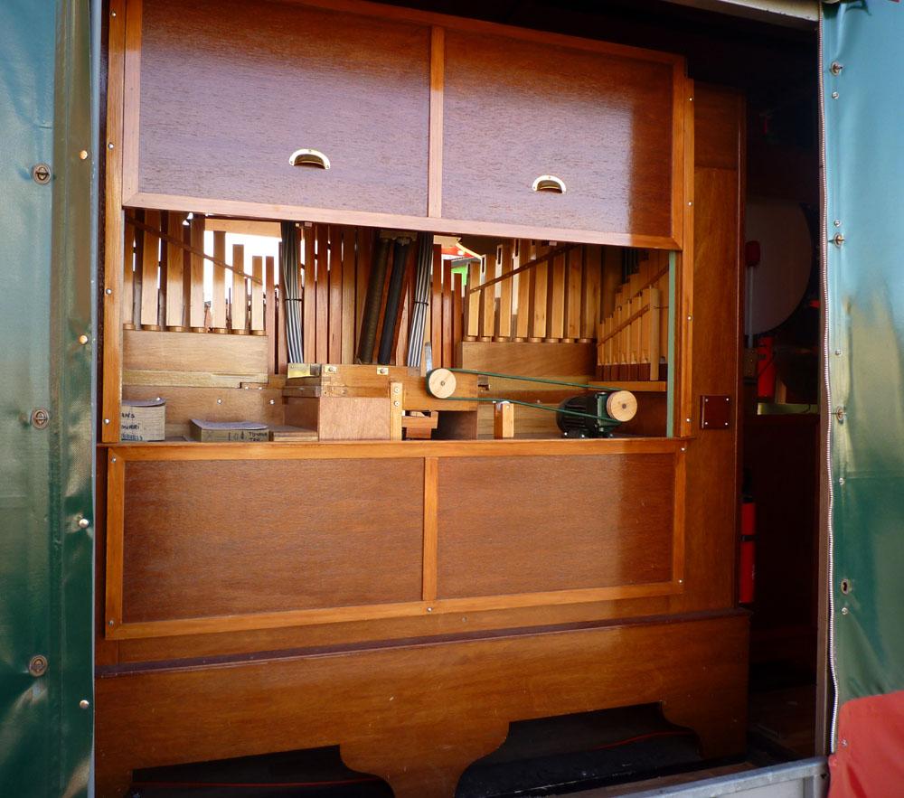 "101 key organ ""De Arend"" (""The Eagle"")"