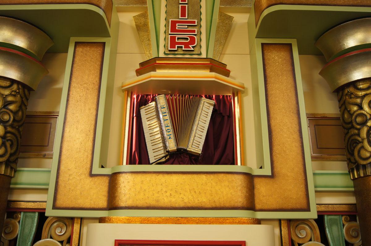 Mortier accordion - AC Pilmer