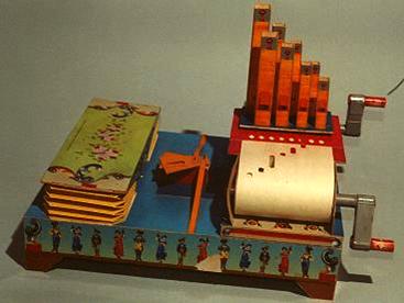 The Paper Organ Kit - acpilmer.com