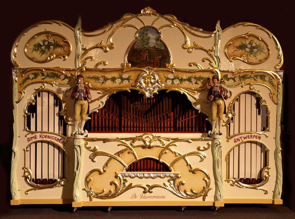 Harmonium Koenigsberg by WK Pritchett