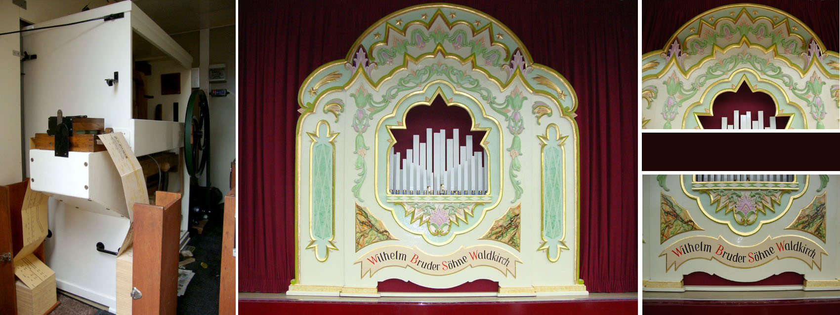 Starkton Organ