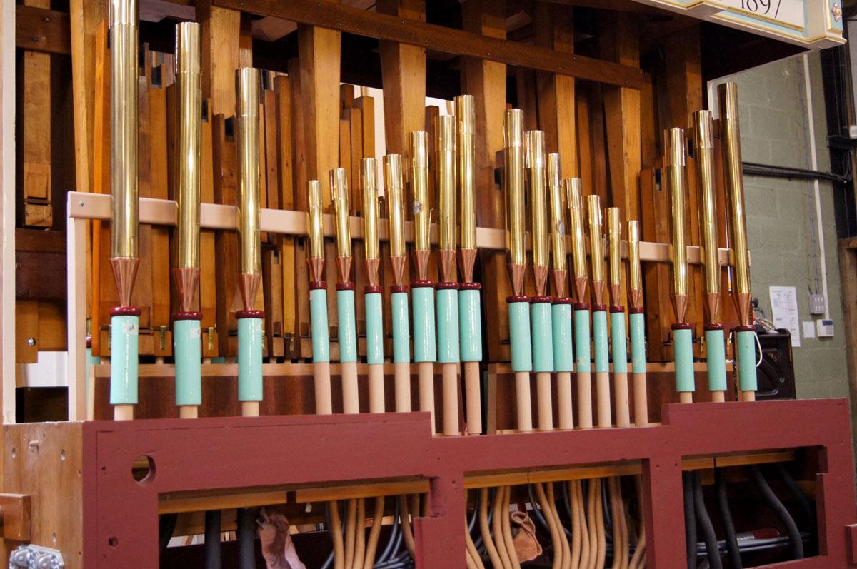 Gavioli organ - acpilmer.com