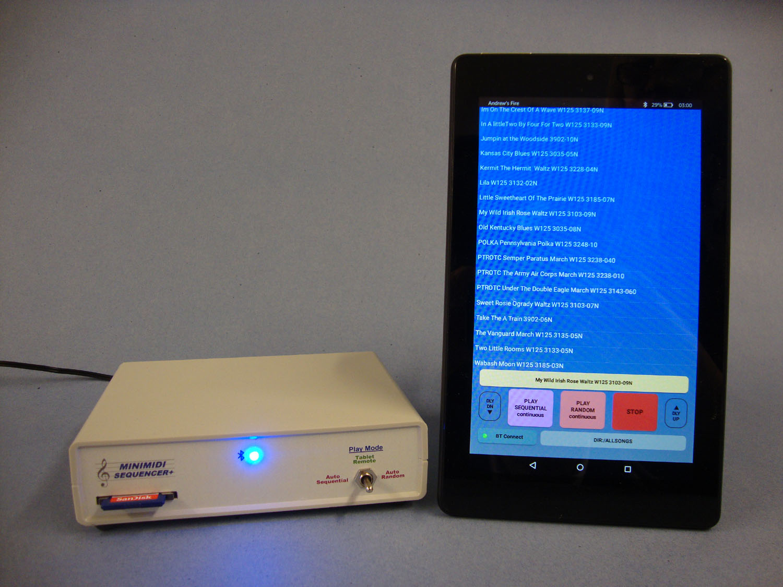Mini Midi Sequencer - acpilmer.com