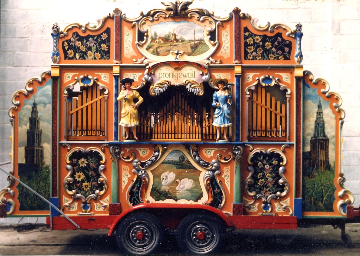 59-key Dutch street organ - acpilmer.com