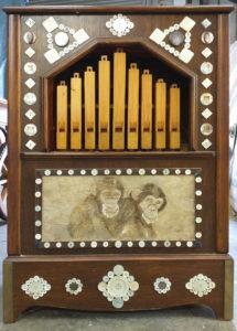Trueman 20 keyless organ with pipes - acpilmer.com